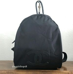 New!! Chanel VIP gift Backpack